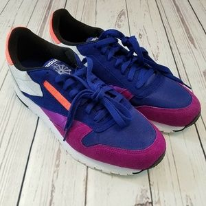 Reebok Classic Leather WB Shoes Size 11